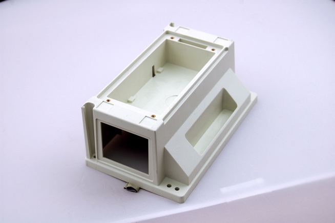 injection molded medical enclosure